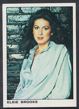 Panini 1980 Rock & Pop Collection - Sticker No 10 - Elkie Brooks  (S271)