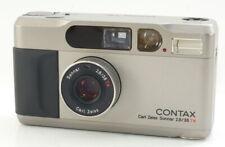 Contax T2 35mm Point & Shoot Film Camera [Near Mint] from JAPAN #VCA200612-128-9