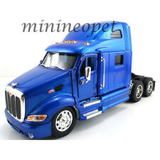 JADA 23150 ROADRIGZ PETERBILT MODEL 387 TRACTOR 1/32 DIECAST MODEL CAR BLUE