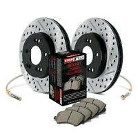 StopTech 934.34005 Street Axle Pack