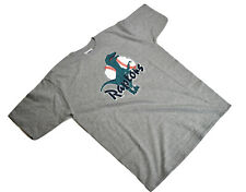 Ogden Raptors Minor League Baseball Dinosaur Logo Baseball Youth Shirt New L