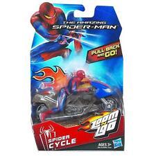 Marvel El Asombroso Hombre Araña Motor ciclo Racer Figura De Acción Nuevo y Sellado