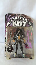McFarlane Kiss Paul Stanley Psycho-Circus Toy Figurine MIB #J430