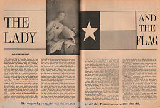 Joanna Troutmann-The Lady & The Texas Flag+Austin,Fannin,iHunt, King,McLeod,Ward