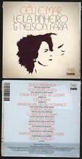 """LEILA PINHEIRO NELSON FARIA """"Céu E Mar"""" (CD Digipack) 2012 NEUF"""