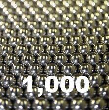"1000 5/16"" Inch Steel Shot Slingshot Ammo Balls"
