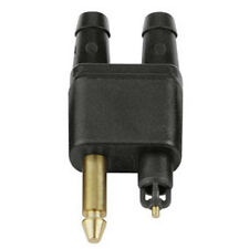 Male Yamaha Mariner Mercury Twin Outboard Fuel Connector - Boat Engine - A553