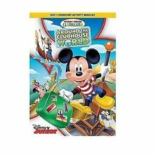 Disney Mickey Mouse DVDs & Blu-ray Discs