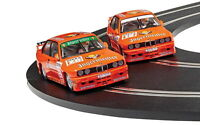 Scalextric 1:32 BMW E30 M3 Jagermeister Twin HD C4110A