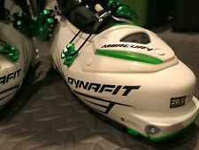 Dynafit Mercury TF Alpine Touring Ski Boots White/Black/Green 28.0