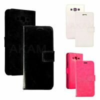 PU Leather Book Wallet Flip Case Cover For Samsung Galaxy J7 NXT J701F J7 Core