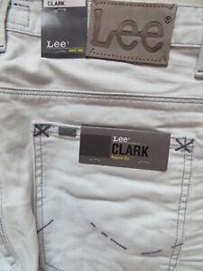 Lee CLARK Herren Jeans Hose W 30 /L 32, NEU ! Light washed Vintage Denim, KULT !