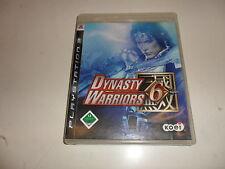 PlayStation 3   Dynasty Warriors 6