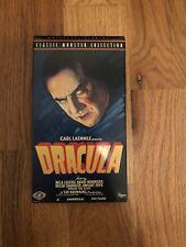 Rare Dracula (VHS, 2001)