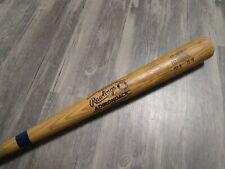 "VTG Rawlings Pro Ring Adirondack 302F Atlantic Collegiate 35"" Cupped Wood Bat"