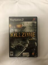 Killzone (Sony PlayStation 2 PS2, 2004) Complete
