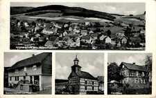 Post Ansichtskarten ab 1945 aus Hessen