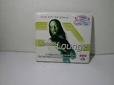 Smooth Lounge CD + DVD NUOVO SIGILLATO CD