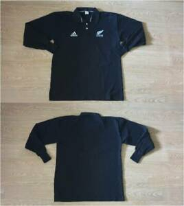 (M) NEW ZEALAND ALL BLACK RUGBY SHIRT JERSEY
