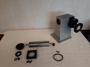 Antriebs-/ Schleifspindel mit Gehäuse etc. gebraucht, voll funktionsfähig