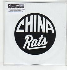 (ER542) China Rats, Don't Play With Fire EP - 2013 DJ CD