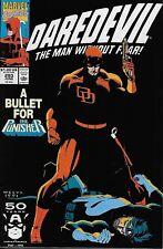 Daredevil (Vol.1) No.293 / 1991 The Punisher / D.G. Chichester & Lee Weeks