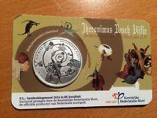 BU Coincard Nederland van 5 euro  J. Bosch uit 2016