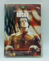 ROCKY - Sylvester Stallone - MGM - DVD - Free Post