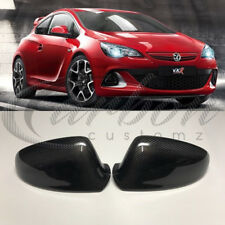 Vauxhall/Opel Astra J Carbon Fibre Mirror Covers All Models 2010-2016 inc VXR
