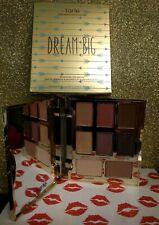 Nib Tarte Dream Big Amazonian Clay Eyeshadow Palette 8 Limited Edition Shades