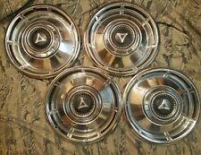 "1967 67 1968 68 Dodge Dart 13"" wheel hub caps oem mopar"