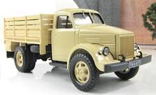 Nash Avtoprom 1:43 Russian truck GAZ-51T 1956-75 sand
