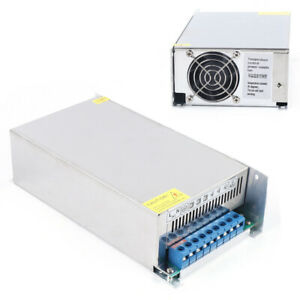 48V 20A 1000W Schalter Netzteil Treiber Anzeige Schaltnetzteil Power Supply DHL