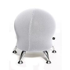 Hocker Sitzball Schreibtisch Stuhl Rückentrainer Topstar Sitness 5 weiss B-Ware