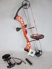 "Bear Wild Right Hand 60-70# 24-31"" Blaze Orange RTH package replaces Attitude"