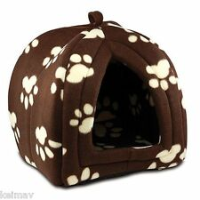 Soft Fleece Pet Hut