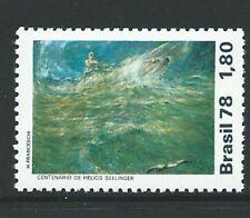 BRAZIL SG1720 1978 BIRTH CENT OF HELIOS SEELINGER  MNH