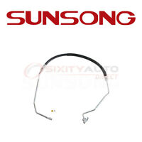 Sunsong Power Steering Pressure Line Hose for 2005 Mazda Tribute 3.0L V6 - di