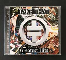 TAKE THAT - 'Greatest Hits' 1996 CD Album