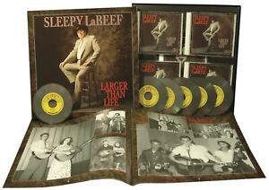 Sleepy Labeef - Larger Than Life (6-CD Deluxe Box Set) - Rock & Roll