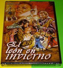 EL LEON EN INVIERNO - Katharine Hepburn & Peter O'Toole Precintada