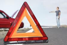 Warning Triangle Eu Approved Emergency Breakdown Red With Stand For Peugeot
