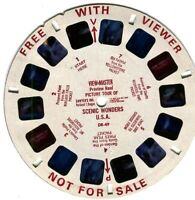 View-Master Reel - Picture Tour of Scenic Wonders DR-49, Promotional Reel