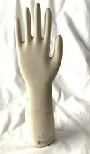 VINTAGE GENERAL PORCELAIN WHITE GLOVE MOLD JEWELRY DISPLAY M