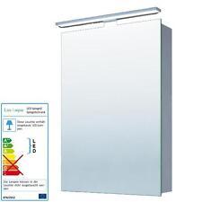 Badezimmer Wand Spiegelschrank mit LED Beleuchtung Badspiegel 40x60cm MC4601