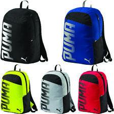 Puma Pioneer Backpack Rucksack Laptop Sleeve School Gym Training Office Sports