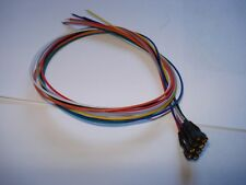 LAISDCC 8 PIN DECODER HARNESS NEM 652 860003 PRE.WIRED brand new