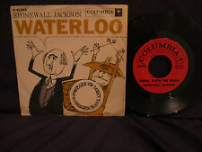 Stonewall Jackson 'Waterloo' 45