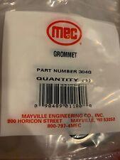 NEW! MEC RUBBER POWDER GROMMET 1EA 304G