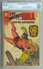 TALES TO ASTONISH #87 CBCS 9.4 WHITE PAGES
